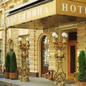 Гостиницы Турков