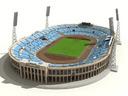 Муниципальное бюджетное образовательное учреждение дополнительного образования детей Дворец спорта для детей и юношества г.Аркадака - иконка «стадион» в Турках